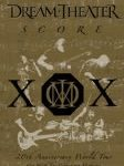 【Dream Theater】Score: 20th Anniv World Tour Live Octavarium Orch