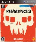 PS3ゲーム『RESISTANCE 3 (レジスタンス 3)』を購入しました