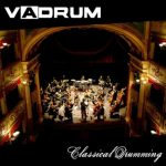 Vadrum氏のアルバム『Classical Drumming』を購入
