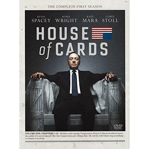 ハウス・オブ・カード シーズン3を一気見した話