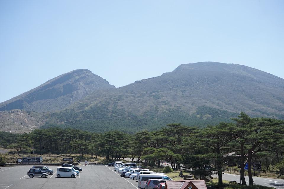 日本百名山 霧島山