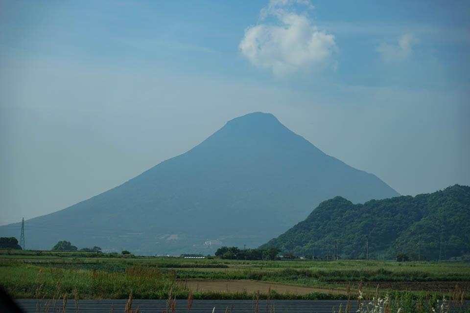 日本百名山 開聞岳