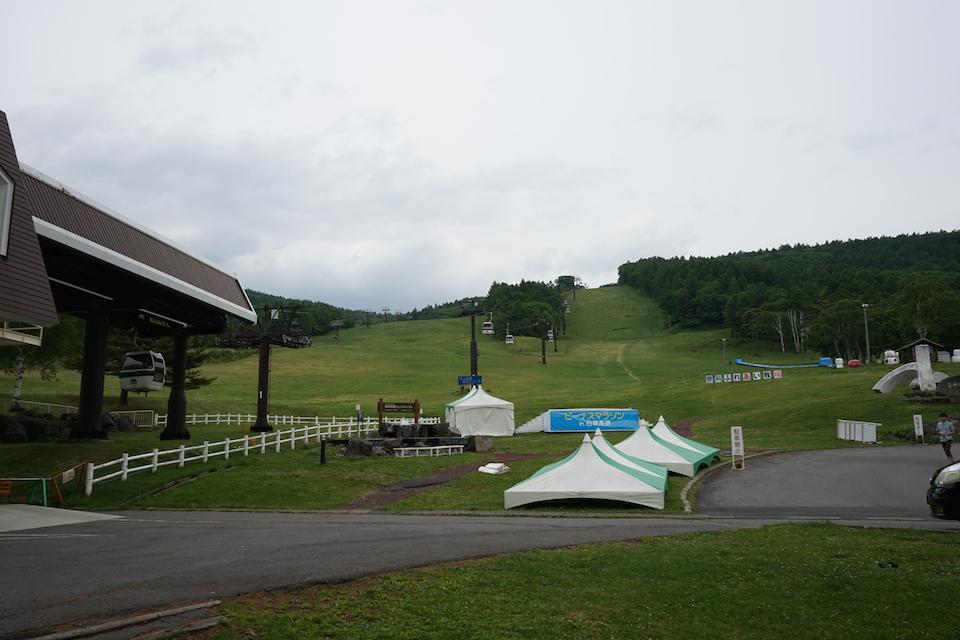 日本百名山 蓼科山