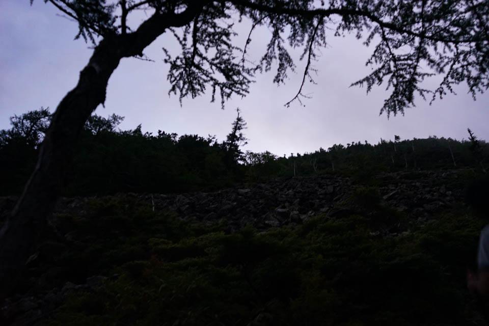 日本百名山 甲斐駒ケ岳