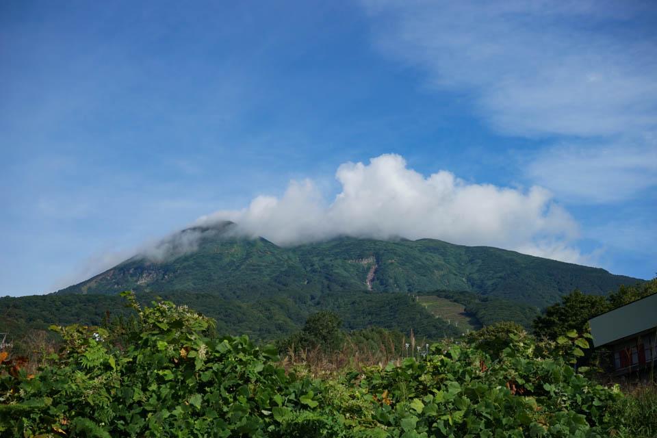 日本百名山 岩木山