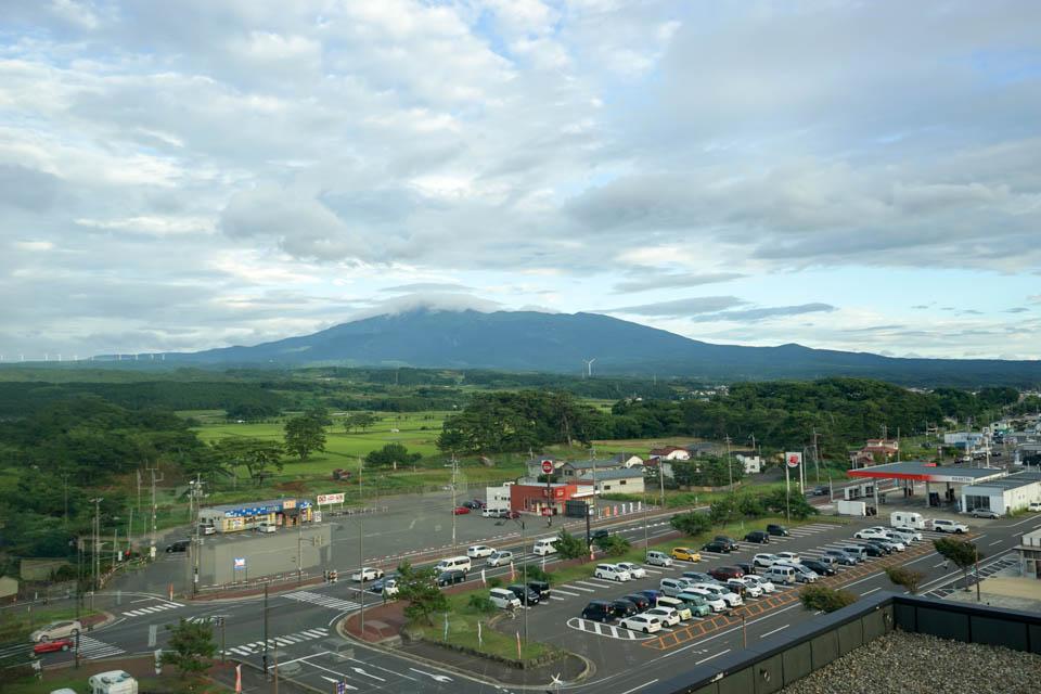 日本百名山 鳥海山