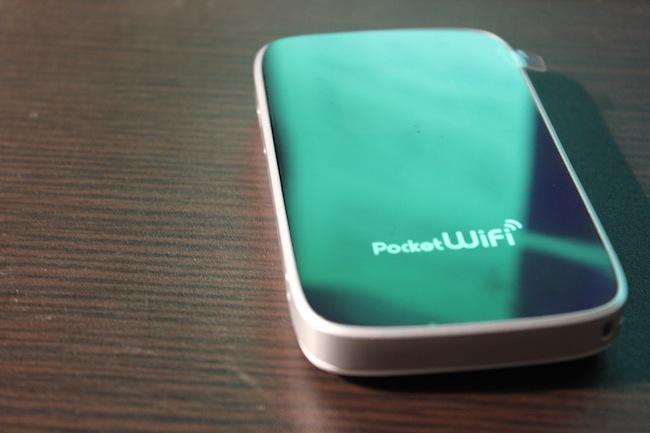 EMOBILE(イーモバイル) Pocket WiFi GL01P を購入しました