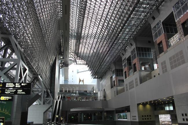 けいおん!の聖地(京都)とGANTZの聖地(大阪)に行ってきました