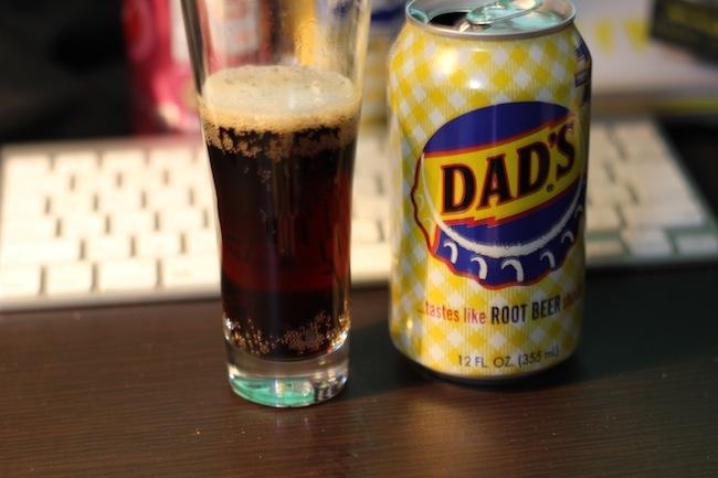Dad's Root Beerとか色々飲んだ