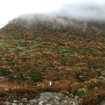 日本百名山 安達太良山(山頂未到達)