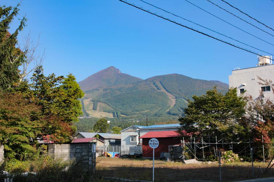 日本百名山 磐梯山